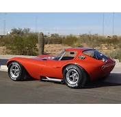 Weight Ratio It Could Out Run A Shelby 427 Cobra On The Drag Strip