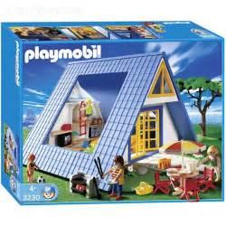 maison vacance playmobil boite clasf