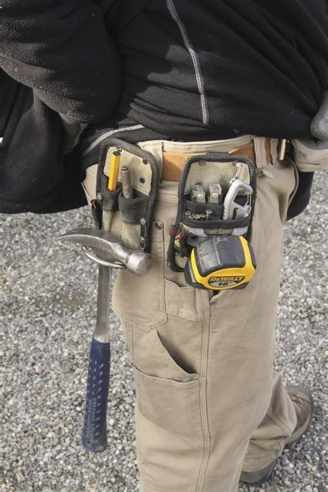Ready Lc Pouch modular and customizable tool pouch rig jlc tools home made and modified tools