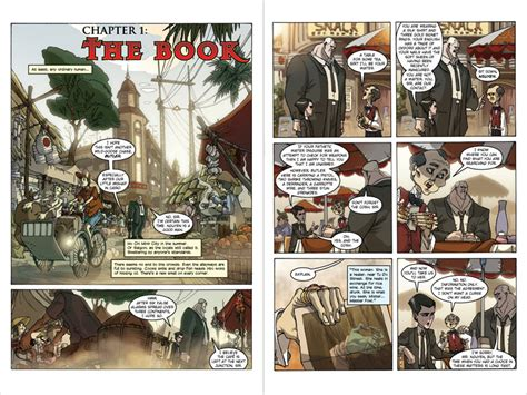 graphic novel artemis fowl fangathering