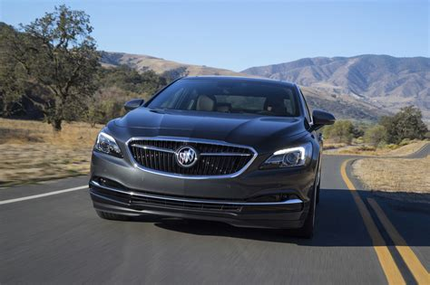 2017 Buick Lacrosse Coupe by 2017 Buick Lacrosse Revealed Gm Authority