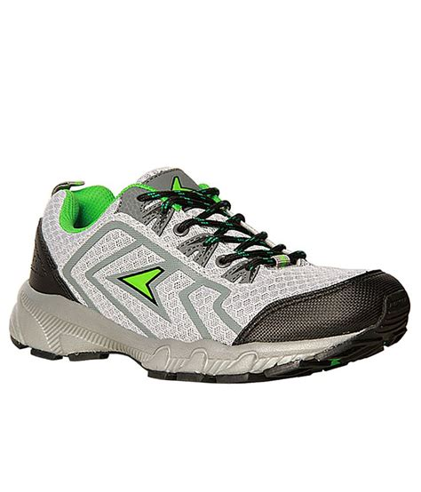 power grey sport shoes price in india buy power grey