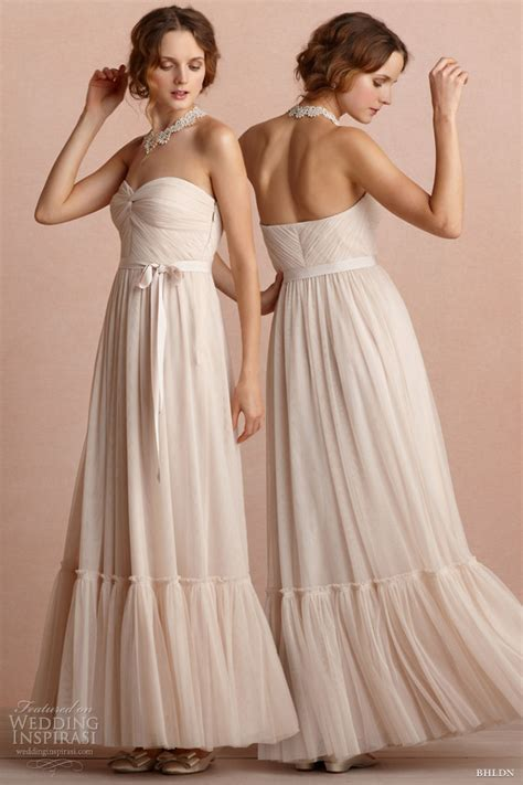 Wedding Gowns And Bridesmaid Dresses by Bhldn Bridal Gowns And Bridesmaid Dresses Wedding Inspirasi