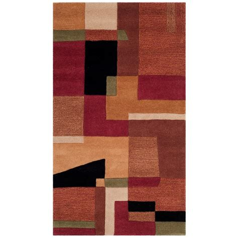 Safavieh Rodeo Drive Rug by Safavieh Rodeo Drive Multi 2 Ft 6 In X 4 Ft 6 In Area