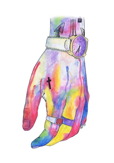 hairstyles watercolor quot harry styles watercolor hand quot by nyodo redbubble