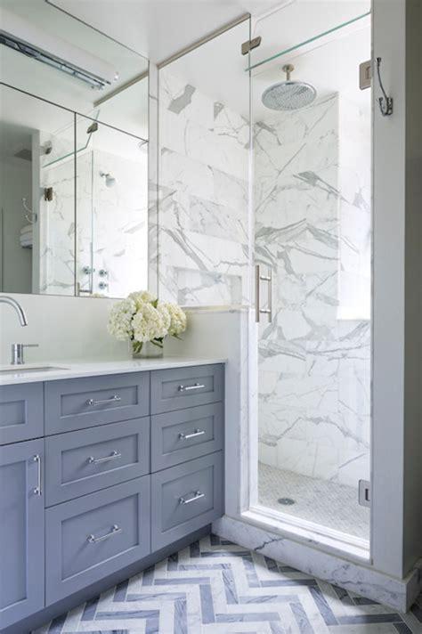 chevron bathroom ideas gray chevron tiles contemporary bathroom benjamin gray benjamin designs