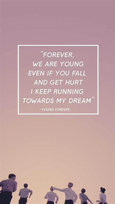 bts young forever lyrics sel 洁恩 on twitter quot bts young forever lockscreen wallpaper