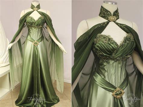 ideas  elvish dress  pinterest medieval