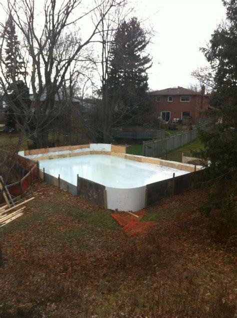 backyard ice rink forum backyard rink forum outdoor furniture design and ideas