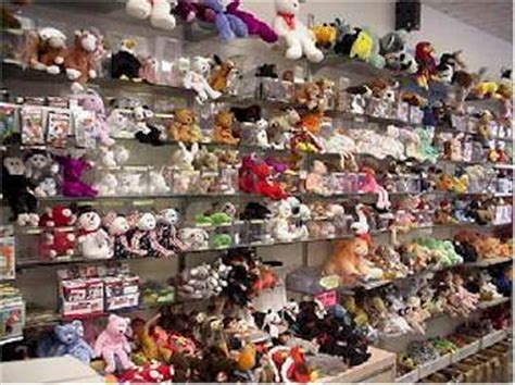 photos of webkinz beanie baby selection at republic