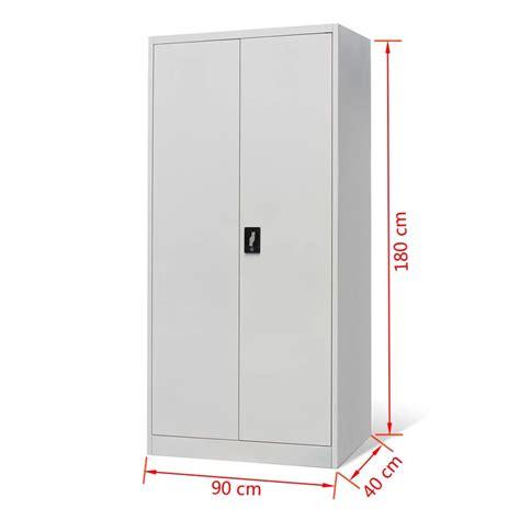 armoire metallique 2 portes la boutique en ligne armoire m 233 tallique en style vestiaire avec 2 portes gris vidaxl fr