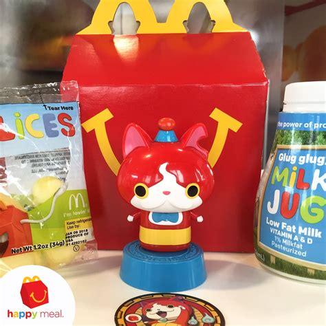Yokai Orochi Happy Meal Mc Donald yo yokaiwatchnews