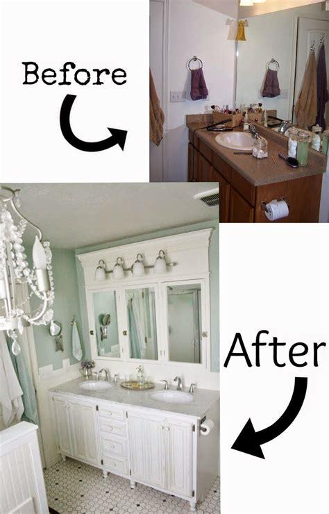 Redo Bathroom Cabinets - 7 best diy bathroom vanity makeovers home improvements