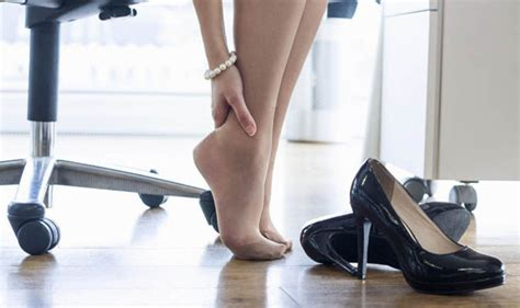 bid to make it illegal to require to wear heels to