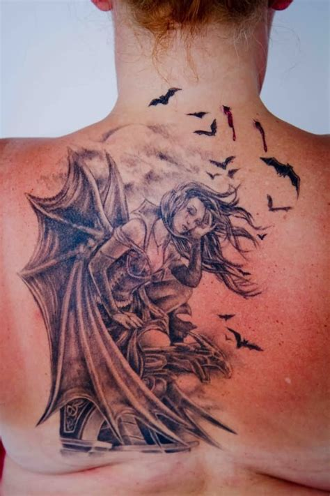 vampire tattoos tattoo collections