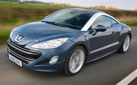 The Clarkson Review Peugeot Rcz 2010