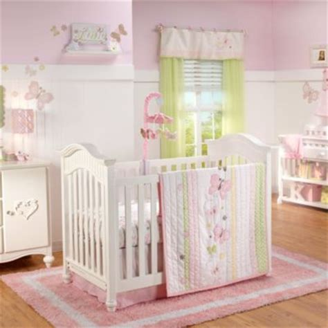Butterfly Crib Bedding Set by Buy Butterfly Bedding From Bed Bath Beyond