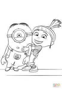 minions coloring pages stuart download free minion printable coloring minions stuart