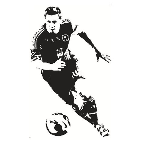 Wallsticker Logo Madrid lionel richie krus