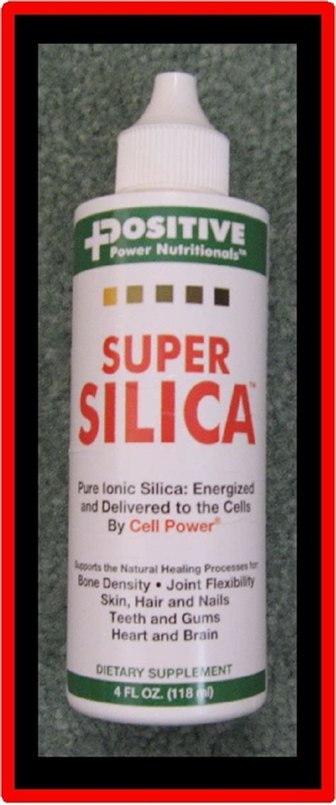 Silica For Heavy Metal Detox by September 2010 The Vitamin Shelf Page 2