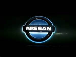 Glowing Nissan Emblem