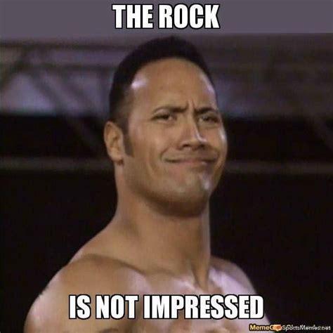 The Rock Memes - dwayne the rock johnson meme