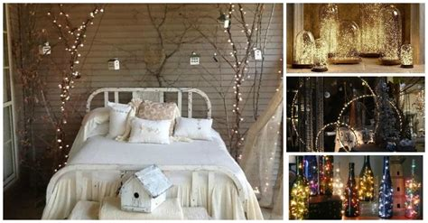 how to lights 20 amazingly pretty ways to use string lights