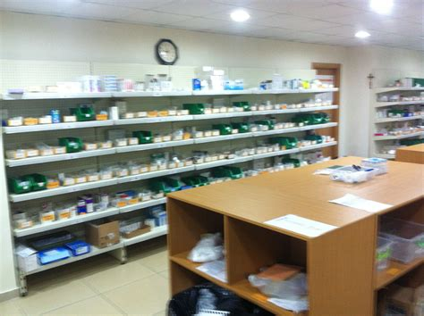 Shelf Pharmacy by Other Custom Made Products Atallah Hospital And
