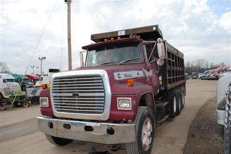 ford l9000 dump trucks for sale used trucks on buysellsearch