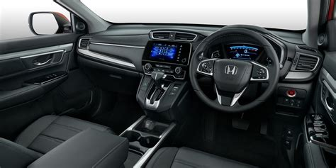 suv honda inside 2018 honda cr v pricing and specs turbo five and seven