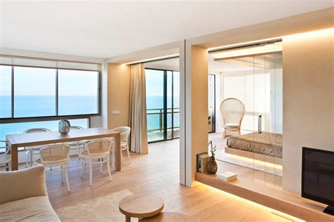 Open Floor Plan Apartments by Open Floor Plan Puts Focus On Spanish Coast