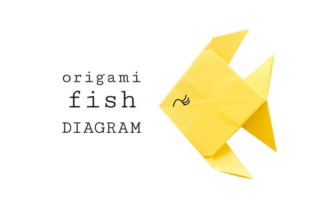 Origamy For - traditional origami fish