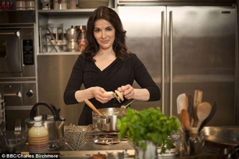 chefs turning dinner into cut throat - Nigella Lawson Dinner Menu