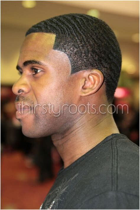 wave hair style for guys black men waves hair