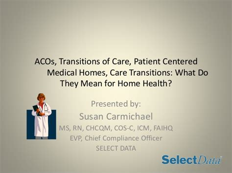 acos transitions of care patient centered homes
