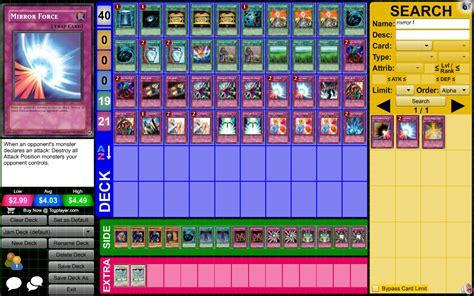Token Deck token deck 19 spells 21 traps zero monsters yugioh