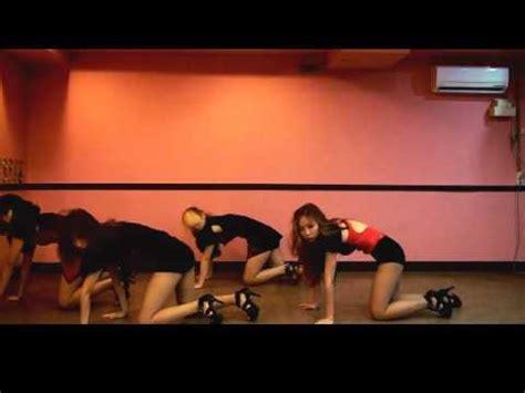 youtube tutorial dance korea beyonce run the world girls dance cover waveya korean