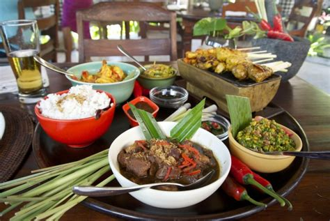 bali food guide  landing bali
