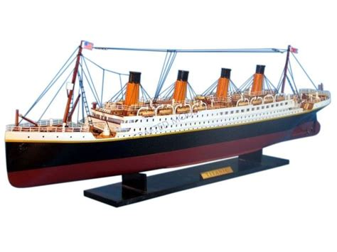 titanic boat cost buy rms titanic model cruise ship 32 inch model boat