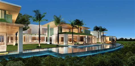 emirates hills dubai luxury mansions celebrity homes president mugabe dubai