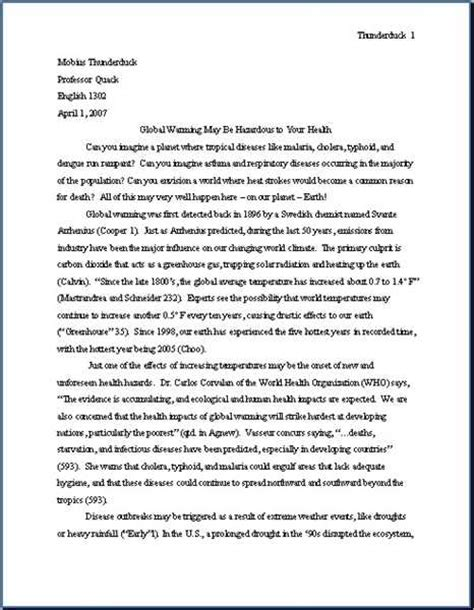 Exles Of Titles For Essays by Mla Format Essay Title Page Smlf Title Essay Mla Format