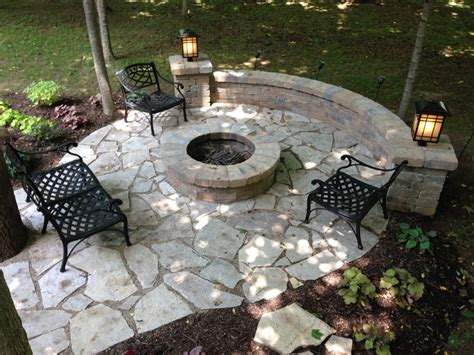 Trees For Small Backyards Hardscape Designs Columbus Decks Porches And Patios By