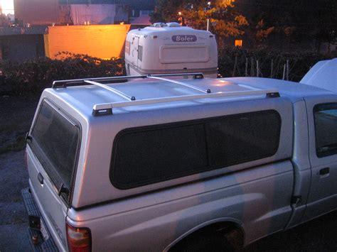 Cer Shell Roof Rack by Roof Racks On Fiberglass Cer Shell Ranger Forums