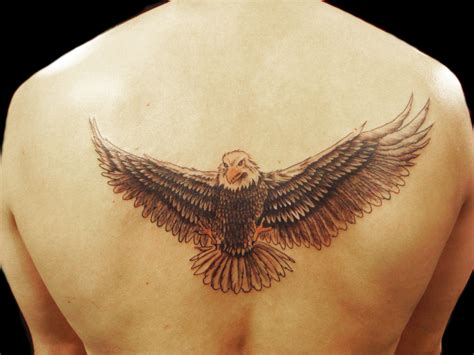 eagle tattoo designs back eagle tattoos designs ideas and meaning tattoos for you