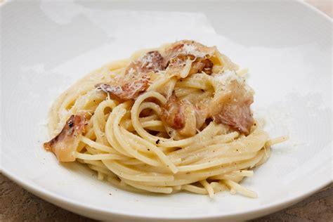 cucina romana pasta alla gricia pasta alla gricia kung food