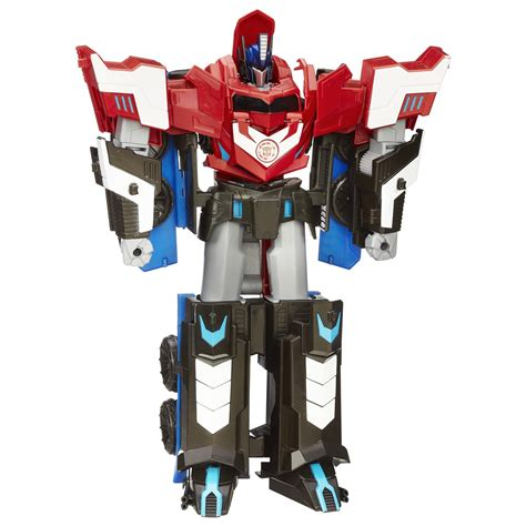 Robot Ltransformers transformers robots in disguise mega optimus prime 163 30 00 hamleys for toys and