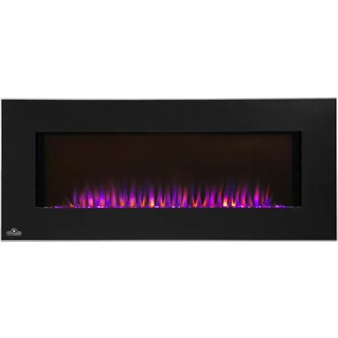 napoleon azure 42 inch linear wall mount electric