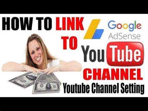 adsense link youtube how to link adsense to youtube channel urdu hindi 2018