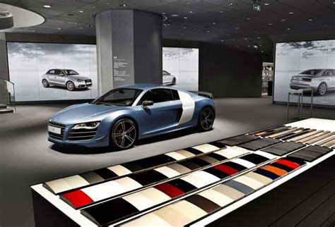 audi showroom audi and designit invite you to test drive the future with