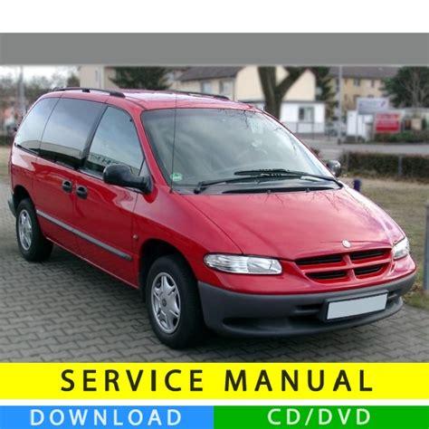 chrysler services chrysler voyager service manual 1996 1999 en